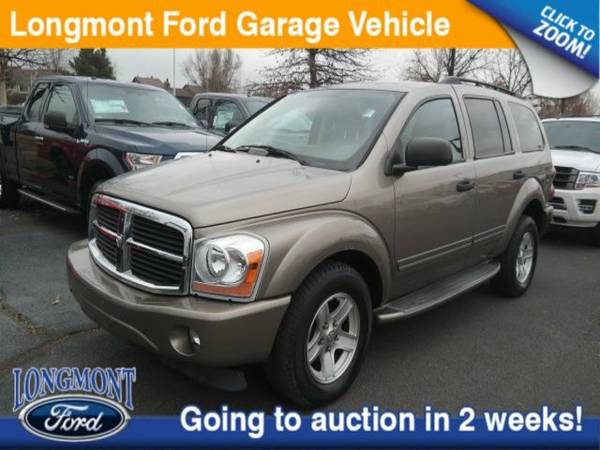 2004 Dodge Durango 4dr 4WD Limited Sport Utility