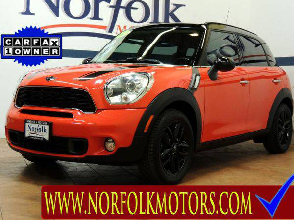 2012 *MINI* *Countryman* S -WE FINANCE!!