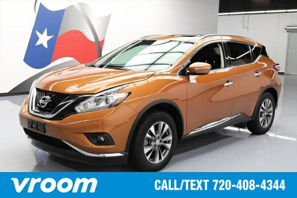 2015 Nissan Murano SV 4dr SUV 7 DAY RETURN / 3000 CARS IN STOCK