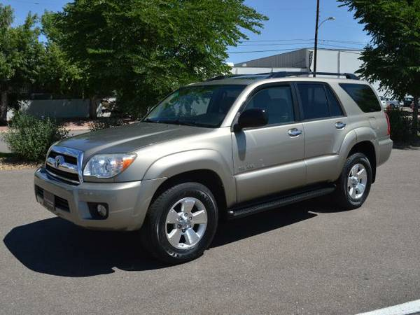 2007 Toyota 4runner - One Owner - 80k Miles