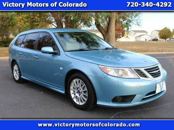 2008 *Saab* *9-3* *SportCombi* 2.0T - Over 500 Vehicles to Choose From