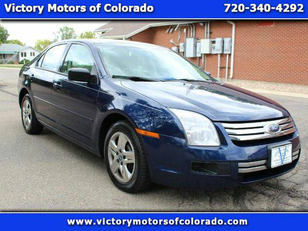 2007 *Ford* *Fusion* S - Over 500 Vehicles to Choose From!