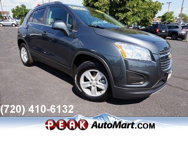 2016 *Chevrolet* *Trax* *LT* 1.4L SUV Certified Keyless Entry 16