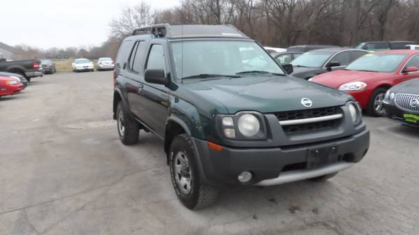 2002 Nissan Xterra 4x4**EVERYONES APPROVED**AS LOW AS $500 DOWN