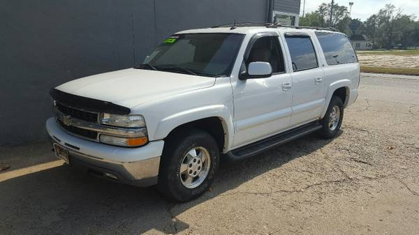 2003 CHEVROLET SUBURBAN ****FINANCING AVAILABLE*****