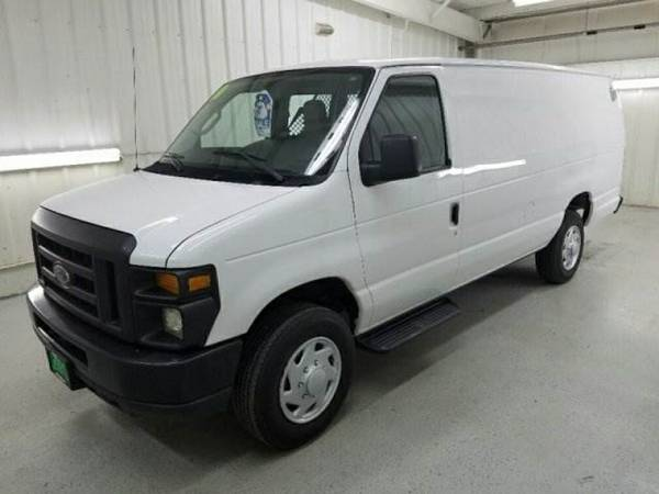 2010 Ford Econoline Cargo Van Extended Length
