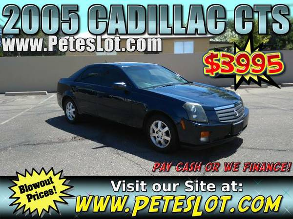 2005 Cadillac CTS For Sale - 05 Cadillac Like New