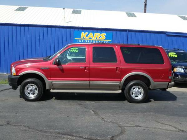 2003 FORD EXCURSION EDDIE BAUER EDITION 4WD
