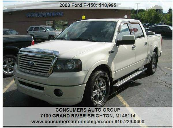 **08 F150 LTD #129 out of only 750 =======>MUST SEE...