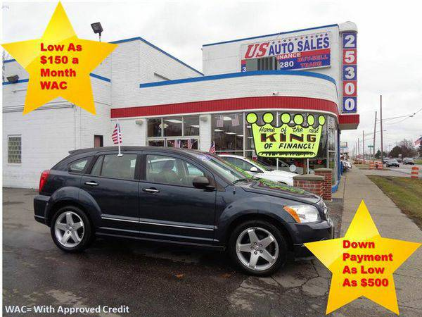 2007 *DODGE* *CALIBER* RT AWD -BAD CREDIT NO PROBLEM! YOU'RE APPRO