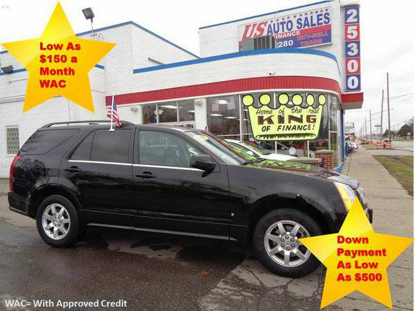 2007 *CADILLAC* *SRX* V6 -BAD CREDIT NO PROBLEM! YOU'RE APPROVED