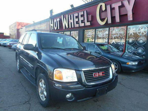 2005 *GMC* *Envoy* SLT 4WD 4dr SUV 🚀EVERYONE WELCOME !!