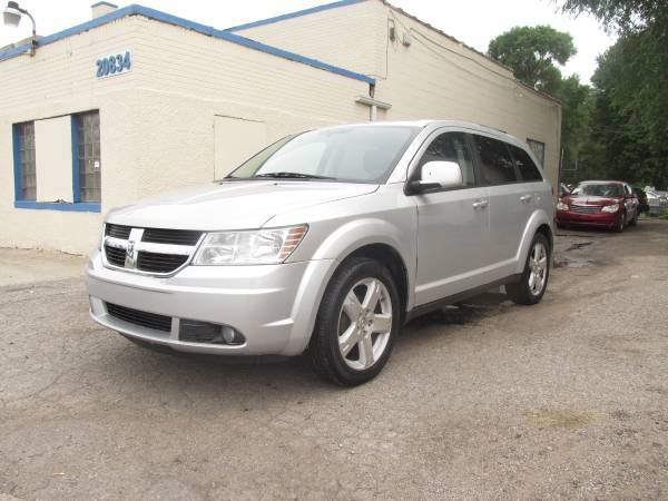 2009 DODGE JOURNEY AWD 3RD ROW GREAT CONDITION ( 1295 DOWN PAYMENT )@