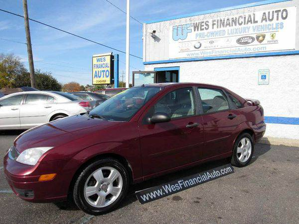 2006 *Ford* *Focus* ZX4 SES 4dr Sedan+LOADED!!! ★ ★Guarant
