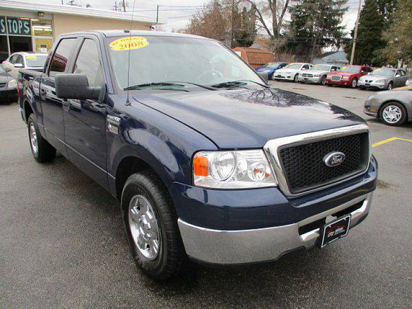 2008 *Ford* *F150* *2WD* Supercrew XLT 5 1/2 *$499 Down Drives Today!*