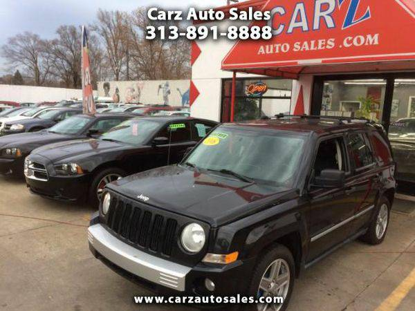 2008 *Jeep* *Patriot* Limited -WE ACCEPT BAD CREDIT!