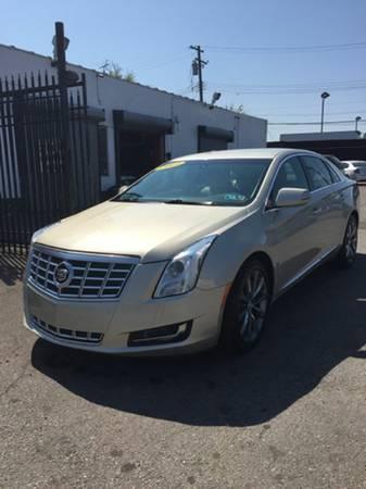 2013 *Cadillac* *XTS* 3.6L V6 4dr Sedan -LOW DOWN/NO DOWN PAYMENTS