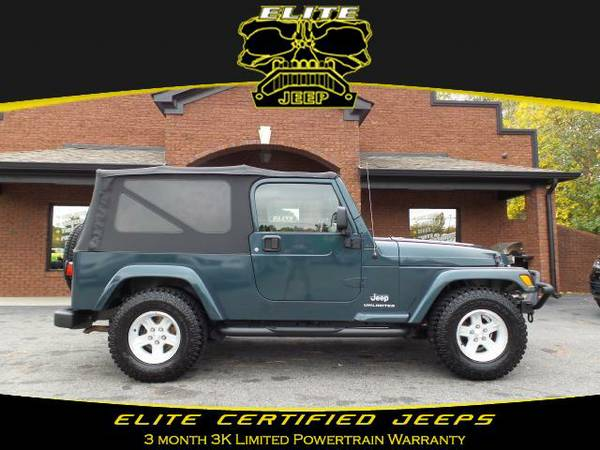 2006 *Jeep* *Wrangler* Unlimited
