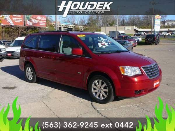 2008 *Chrysler Town & Country* Touring - GOOD OR BAD CREDIT!
