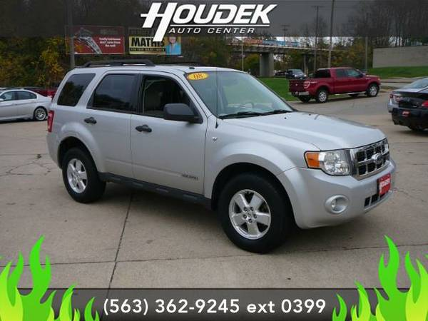 2008 *Ford Escape* XLT 2WD V6 - GOOD OR BAD CREDIT!