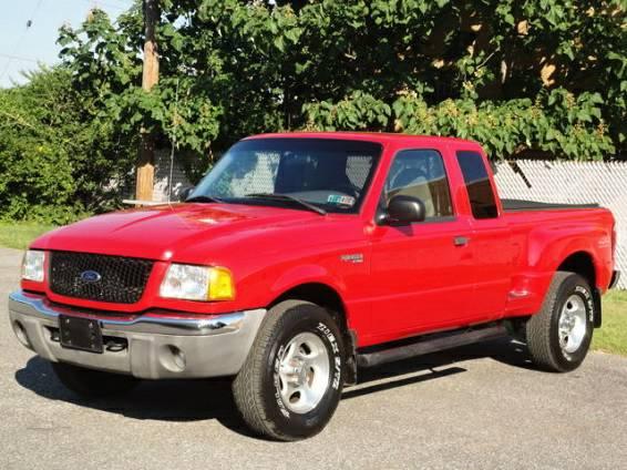 Ford Ranger 2001 Truck Clean 4X4