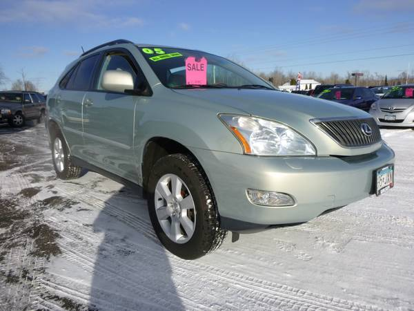 2005 LEXUS RX330 AWD LUXURY SUV! RELIABLE! LOW 119K MILES! LOADED!