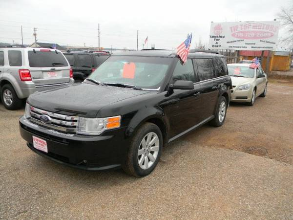 2009 Ford Flex 4dr SE FWD with Overhead console w/sunglass holder