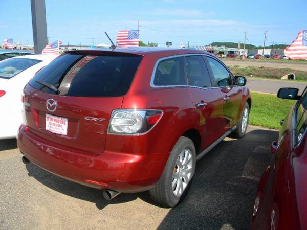 2007 Mazda CX-7 FWD 4dr Sport with 2.3L DOHC DISI 16-valve...