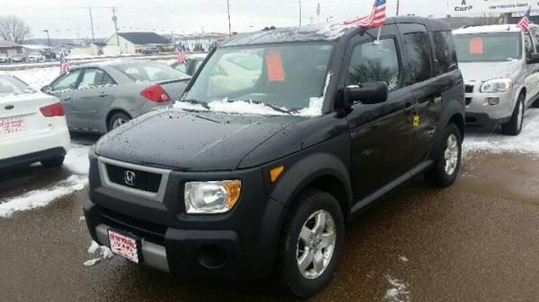 2005 Honda Element 4WD EX MT 1yr, 12K mile LIMITED wRRANTY with...