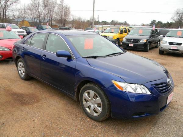 2007 Toyota Camry 4dr Sdn I4 Auto CE (Natl) with Driver knee airbag