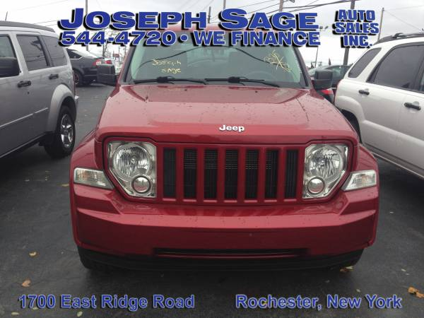 2010 Jeep Liberty - Low monthly payments GUARANTEED