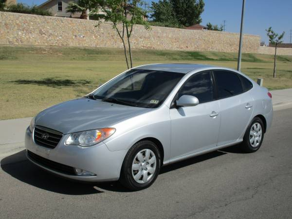 2008 HYUNDAI ELANTRA! $3750 CASH OR $2000 DOWN AND $300 FOR 24 MONTHS