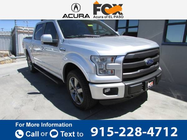 2015 *Ford* *F-150* *Lariat* 10k miles