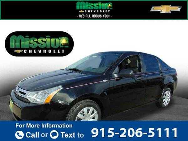 2011 *Ford* *Focus* *S* 89k miles