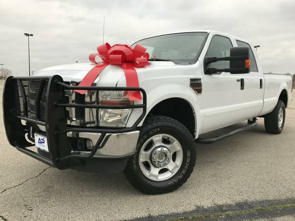 2010 Ford F350-6.4L Diesel, 4X4, Longbed, Crew Cab, Very Clean Truck