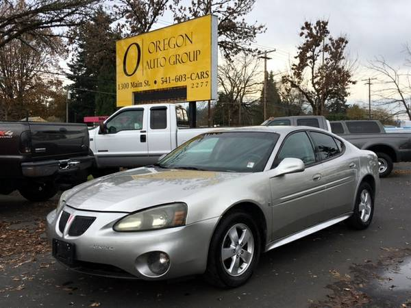 2008 Pontiac Grand Prix Sedan - V6 Auto - $0 Down, $99/mo!!!