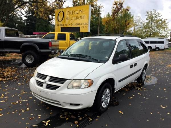 2005 Dodge Grand Caravan Minivan - V6 3.3L, 7 Pass - $0 Down, $72/mo!!