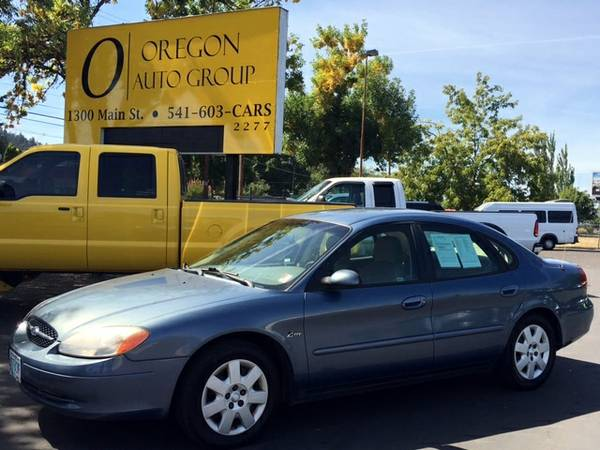 2000 Ford Taurus SE V6, Auto, All Pwr Opts, More! $0 Down, $45/mo!!