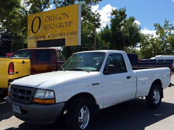 2000 Ford Ranger Reg Cab 2WD - $1,000 Below KBB! - $0 Down, $63/mo!