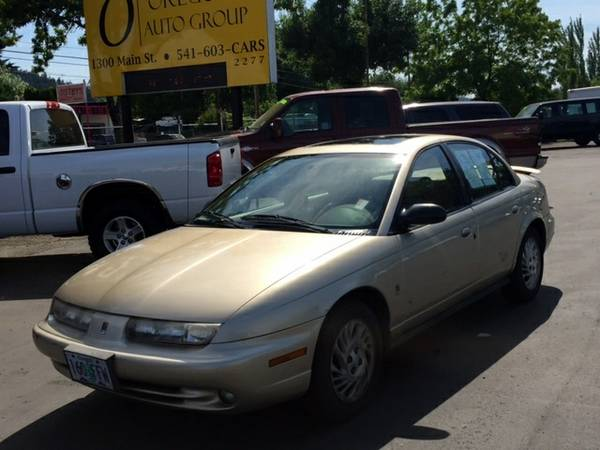 1998 Saturn S SL2 - FULLY LOADED - Auto, All Pwr, Leather