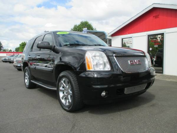 2008 *GMC* *YUKON* *DENALI WITH NAV & DVD*