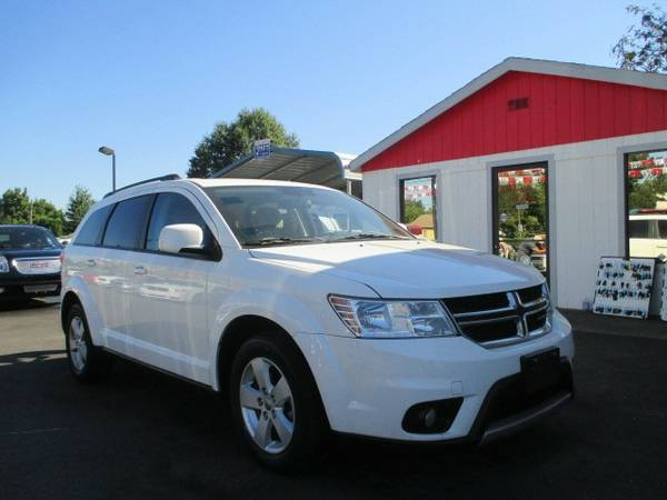 2012 *DODGE* *JOURNEY* *SXT AWD WITH 3RD SEAT*