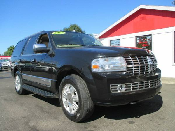 2008 *LINCOLN* *NAVIGATOR* *WITH MOON ROOF* *4x4* *4wd*
