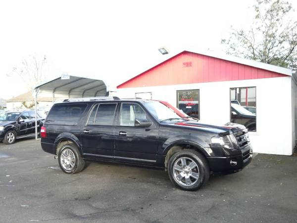 2010 *FORD* *EXPEDITION EL* *LIMITED WITH NAV & DVD* *4x4* *4wd*