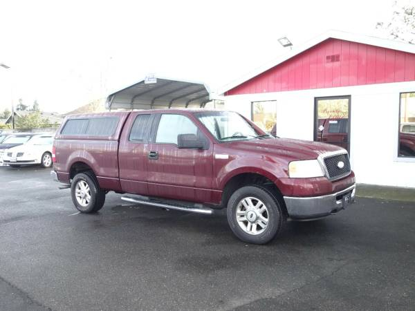 2006 *FORD* *F150 SUPER CAB* *4X4* *4wd* *F-150*