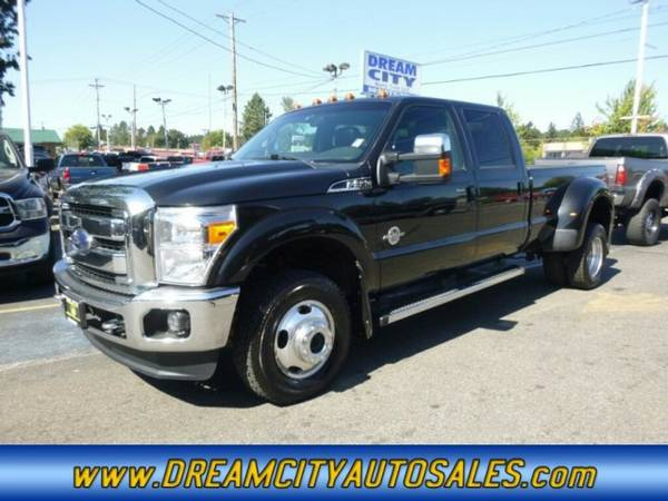 2013 *Ford* *F-350 Super Duty* *Lariat FX4* Pickup *diesel* *F350*
