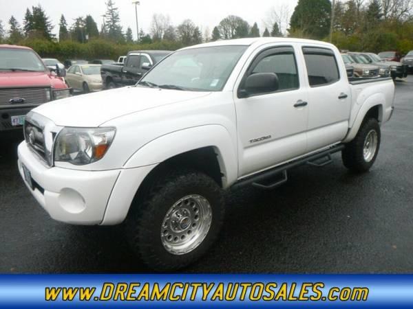 2010 *Toyota* *Tacoma* *SR5* Pickup