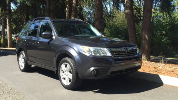 2010 Subaru Forester Limited ***Sport Package***Low Mile***