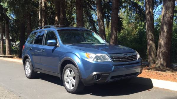 2009 Subaru Forester Limited ***Premium Package***Clean***
