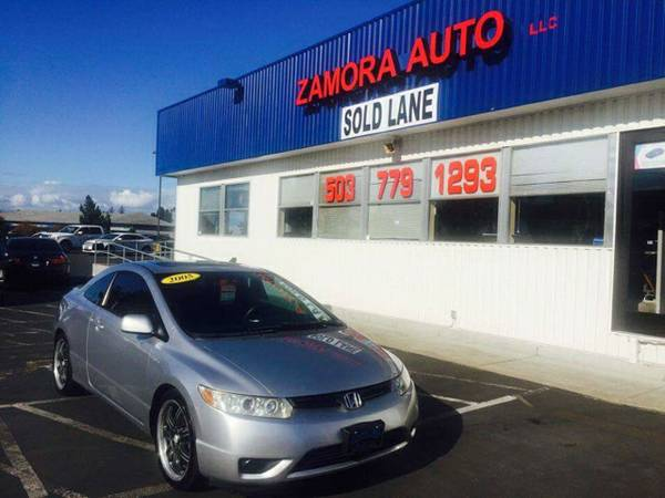 2006 Honda Civic EX 2dr Coupe w/Manual Transmission